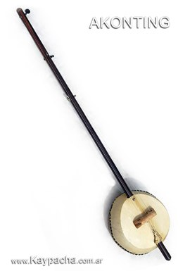 AKONTING String instrument of Africa