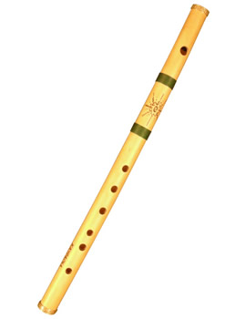 BANSURI Traditional flute from India