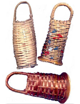 CAXIXI Percussion instrument from Brazil and Africa