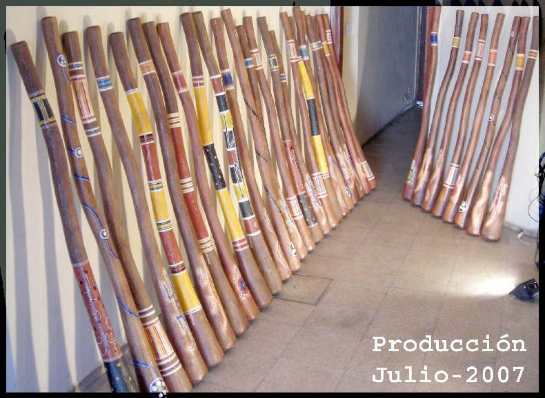 production didgeridoo yidaki kaypacha
