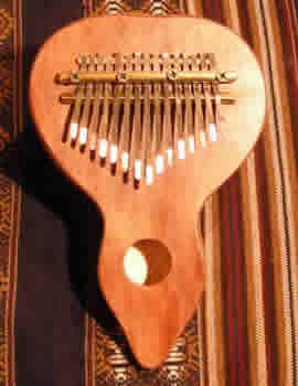 KALIMBA Instrument from Africa