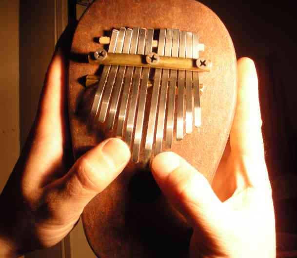 play to the KALIMBA