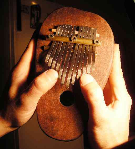 KALIMBA - Click to see enlarged image.