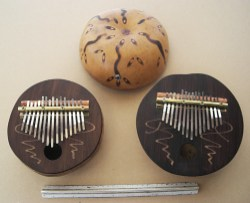 KALIMBA GIANT SIZE With microphone