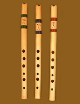 QUENA of Bamboo Andean Wind Instrument