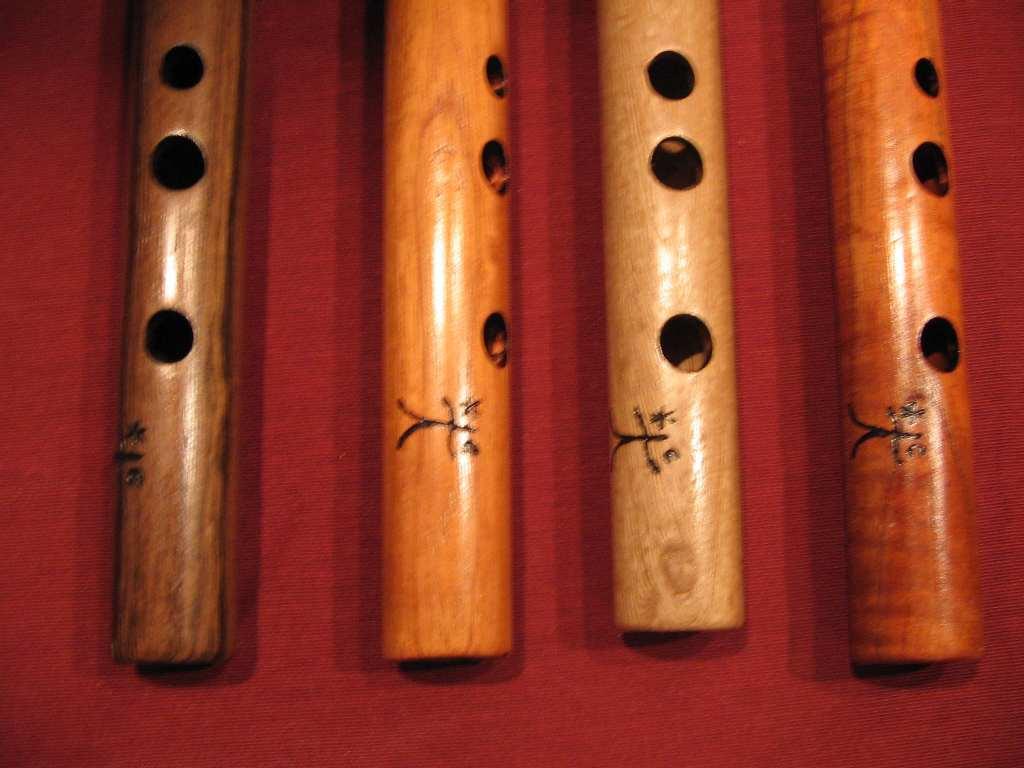 instrumento quena: