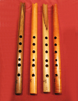 QUENA of wood Andean Wind Instrument